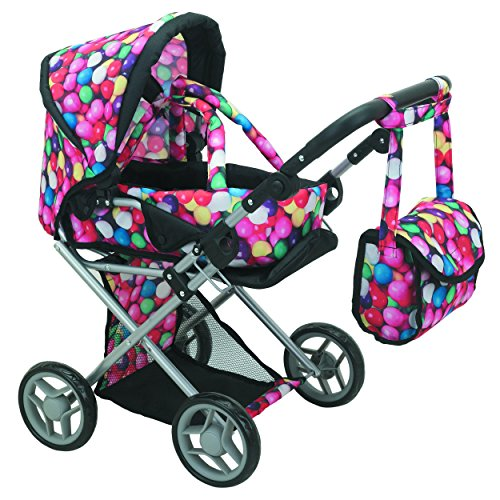 Little Princess Dolls Pram - 1