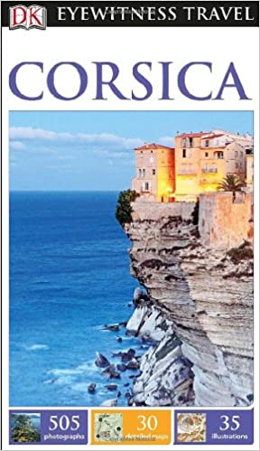 DK Eyewitness Travel Guide: Corsica free 15golkes