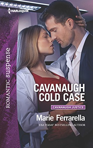 book cover of Cavanaugh Cold Case