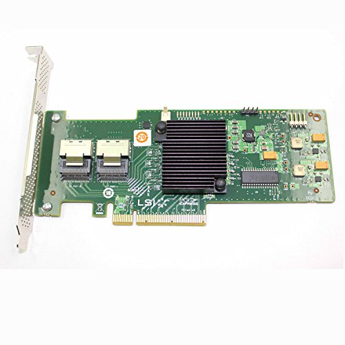JahyShow for Logic MegaRAID 9240-8i 8-port SAS SATA RAID Controller LSI00200 by JahyShow (Image #6)