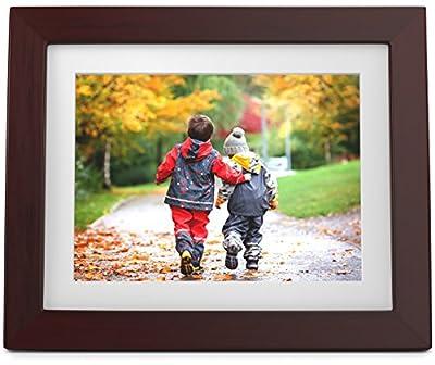 Ever Frames 8 inch Hi-Res Digital Photo Frame with 16 GB Memory