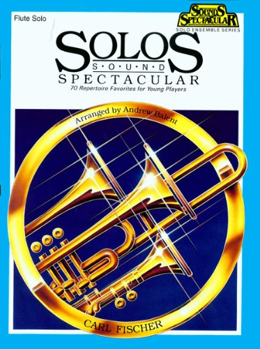 O5164 - Solos Sound Spectacular - Flute Solo