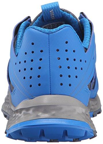 adidas Rendimiento Hombre vigor Bounce M Trail Runner Grey/Onix/Shock Blue