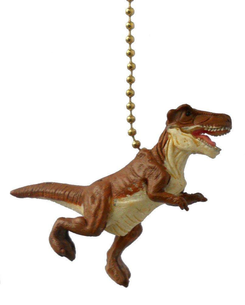 Dinosaur T-rex Tyrannosaurus Ceiling FAN PULL kid decor