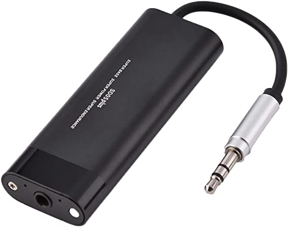 Vbestlife Mini Hifi Stereo Kopfhörerverstärker Amp 3 5mm Aux Digitaler Audiospieler Für Smartphone