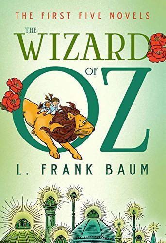 The Wizard of Oz: The First Five Novels (Fall River Classics) by Baum, L. Frank (June 28, 2013) Hardcover - Wizard Of Oz Novel