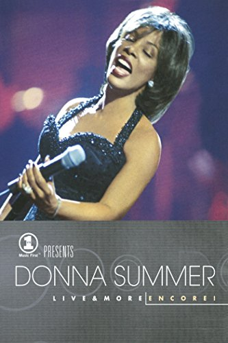 Donna Summer: Vh1 Presents Live & More Encore! by