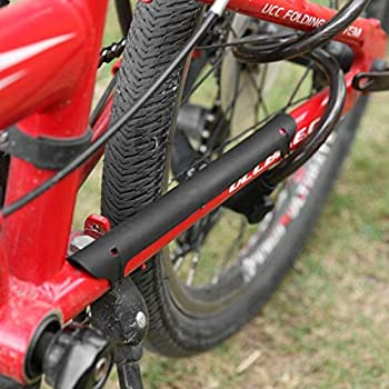 2 Pcs Mountain Bike MTB Bicycle Chain Stay Guard Protector Rear Frame Cover
