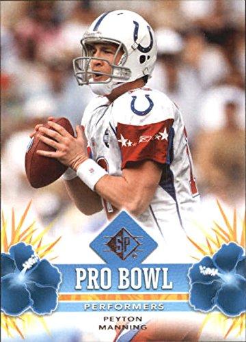2008 SP Pro Bowl #33 Peyton Manning COLTS S39524