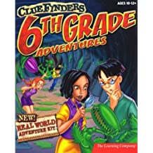 Riverdeep Cluefinders 6th Grade Adventures (OLD VERSION)