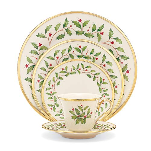 Lenox Holiday 5-Piece Place Setting