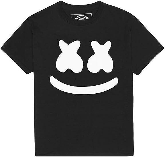Marshmello DJ Unisex Kid/'s Or Adult/'s Custom T-shirt Adult XS,S,M,L,XL,2XL,3XL,4XL,5XL 12 5 3 16 Kids 2 6 8 14 18 7 4 10