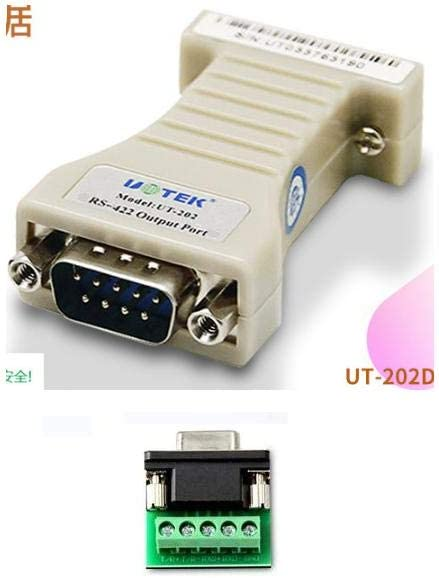 UTEK UT-202 Port-Powered RS-232 to RS-422 Mini-Size