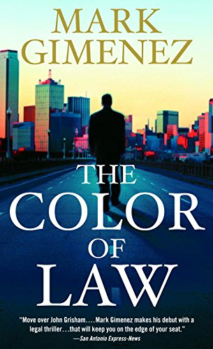 The Color of Law: A Novel (Scott Fenney Series Book ()