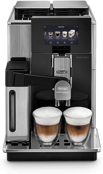 DeLonghi MAESTOSA - Cafetera automática EPAM960.75.GL: Amazon.es ...