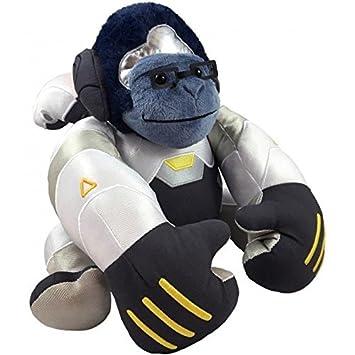 "Overwatch Winston Poseable mascota mono sólo – oficial Blizzard 11 ""Tall. HN #"