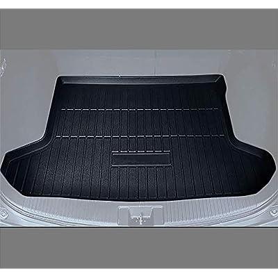 Cargo Liner Rear Cargo Tray Trunk Floor Mat Waterproof Protector for 2014-2020 Honda HR-V HRV by Kaungka: Automotive