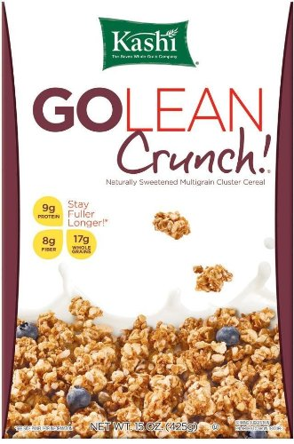 Kashi Golean Crunch Cereal, 45 Ounce -- 4 per case. by Kashi