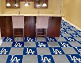 MLB - Los Angeles Dodgers Carpet Tiles