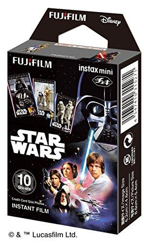 Fujifilm-Instax-Mini-Instant-Film-10-Sheets-STAR-WARS-Limited-ver
