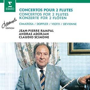 Concertos for 2 Flutes (Jean Rampal Edition)