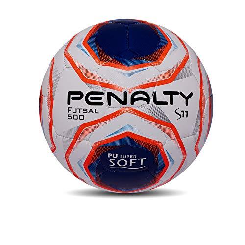 Bola Fut Sal Penalty S11 R2 X Adulto Unissex Azul 0