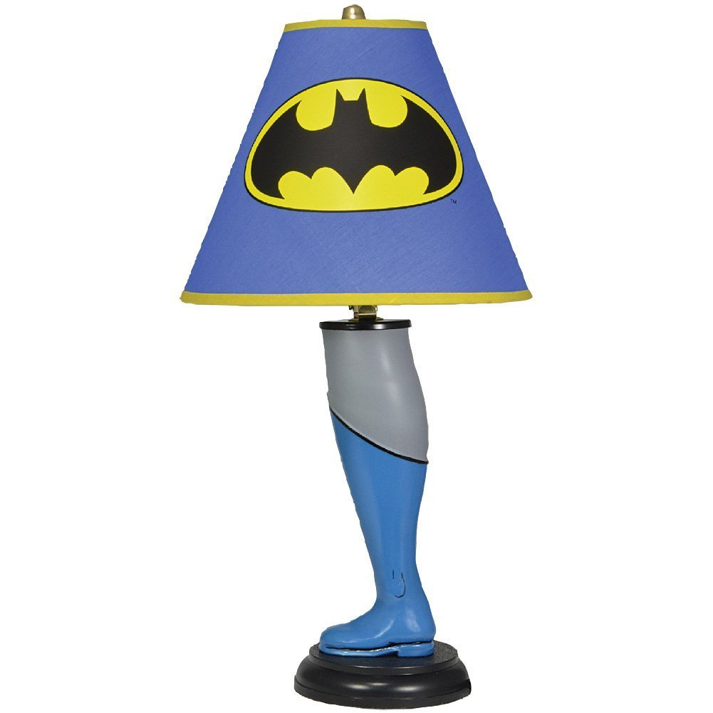 DCコミック バットマン 20 インチ レッグ ランプ B00FJMW91C