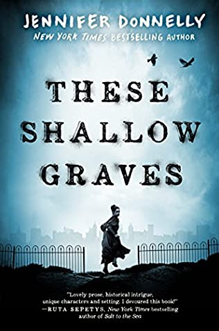 book cover of These Shallow Graves