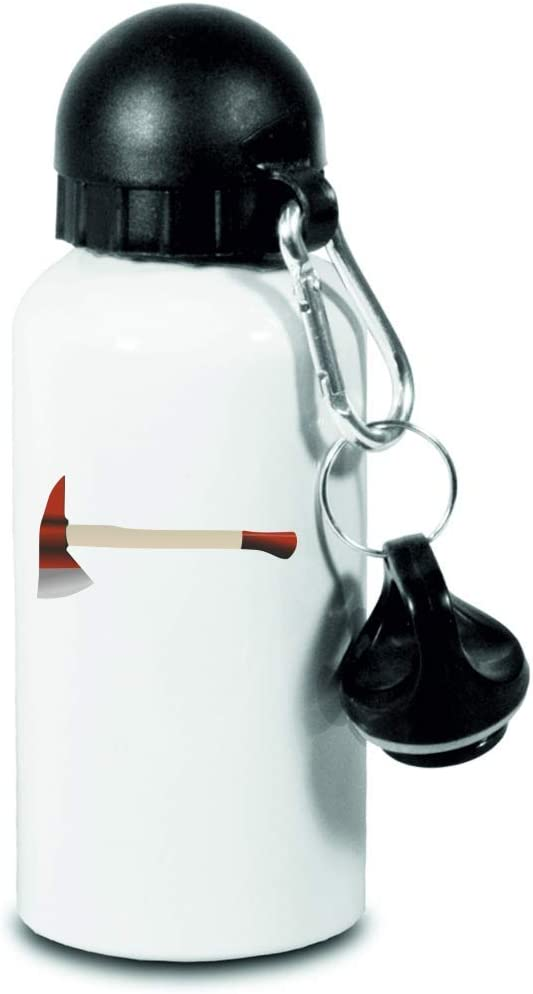 Drucklebnis24 - Botella de agua con diseño de vehículo (aluminio)