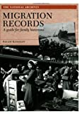 img - for Migration Records: A Guide for Family Historians (Readers Guides) book / textbook / text book