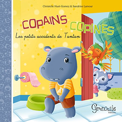 Les petits accidents de Tamtam (COPAINS COPINES) (French Edition) COLLECTIF
