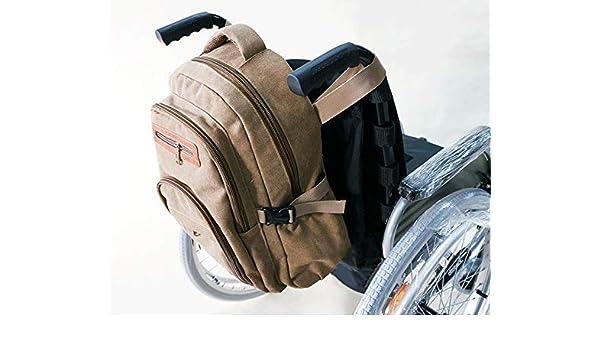 CHAIR Mochila con silla de ruedas bolsa de almacenamiento ...