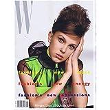 W Magazine V.4 2018 小さい表紙画像