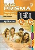 Nuevo Prisma Fusion A1-A2 : Libro de ejercicios (1CD audio MP3)