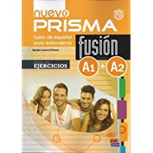 Amazon nuevo prisma team books nuevo prisma fusion a1 a2 exercises book spanish edition fandeluxe