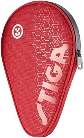Stiga Tasche rund Hexagon rote