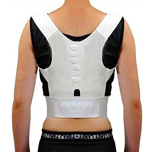 Magnetic Therapy Back Shoulder Posture Support by AC2