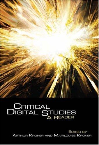Download Critical Digital Studies: A Reader pdf