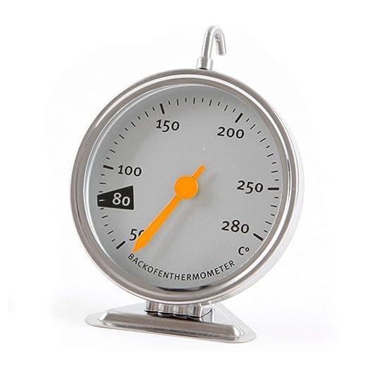 Termómetro mecánico para horno eléctrico de cocina TianranRT ...