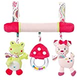 Rattle Toy - Hangings Infant Bed Rattle Toy,Hanging Bell Newborn Baby Educational Rattles Mobiles Toys for babies