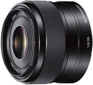 Sony 35mm f/1.8 OSS Alpha E-mount Prime Lens
