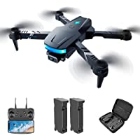 Drones with Camera for Adults 4k,Foldable Remote Control Quadcopter,Wifi Real-time Transmission of Pictures and Videos…