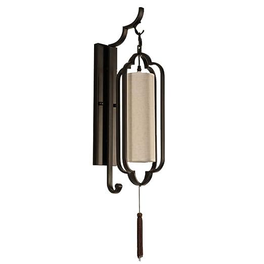 WXAN Luz Vintage Retro Vintage Jaula lámpara de Pared lámpara de ...