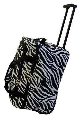 American da 5 86500 giraffa Zebra marrone Gbrn Suit viaggio Flyer marrone rE8BqrO