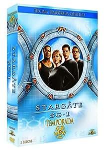 Stargate SG1 (10ª temporada) [DVD]
