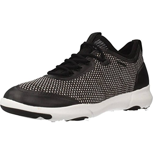 D82BHA Shoes C0127 Geox Black 0006K ZFnCxf