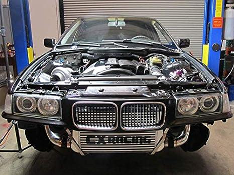 Amazon.com: CXRacing Top Mount T3 T04E Turbo Manifold for 92-98 BMW E36 325i 328i GT35: Automotive