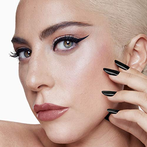 HAUS LABORATORIES by Lady Gaga: LIQUID EYE-LIE-NER, Black Felt-Tip Liquid Eyeliner