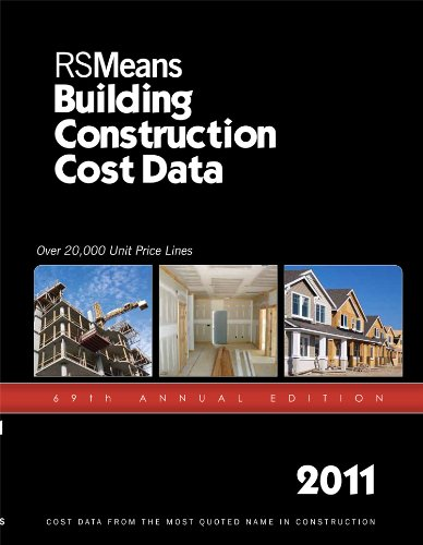 RSMeans Building Construction Cost Data 2011