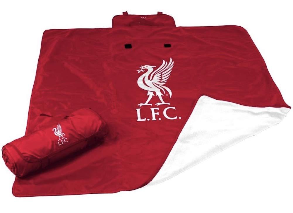 Logo Brands Liverpool FC All Weather Blanket